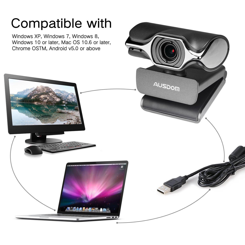 Ausdom AW620 Webcam