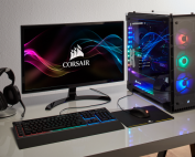 Cyberpower Gaming PC Stream Setup